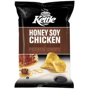 Kettle Honey Soy Chicken 90gm x12