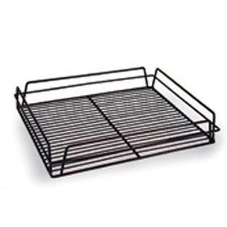 Glass Basket Pub Tray - Black 425 x 350