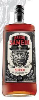 Baron Samedi Spiced Rum 700ml