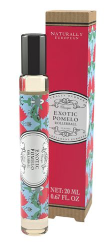 Naturally European Fragrance Rollerball 20ml Exotic Pomelo
