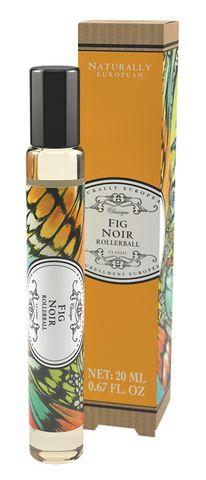 Nat Euro Fragrance Rollerball Fig Noir 20ml