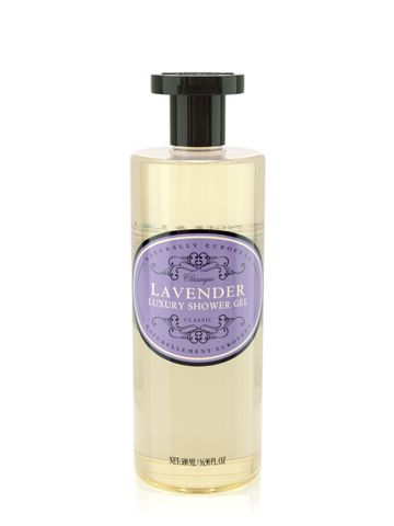 Naturally European Shower Gel Lavender 500ml