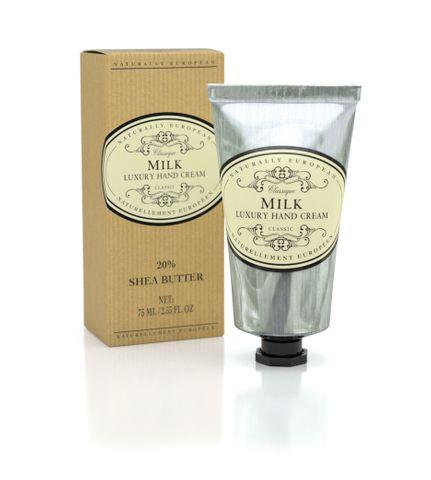 Nat Euro Hand Cream Milk 75ml
