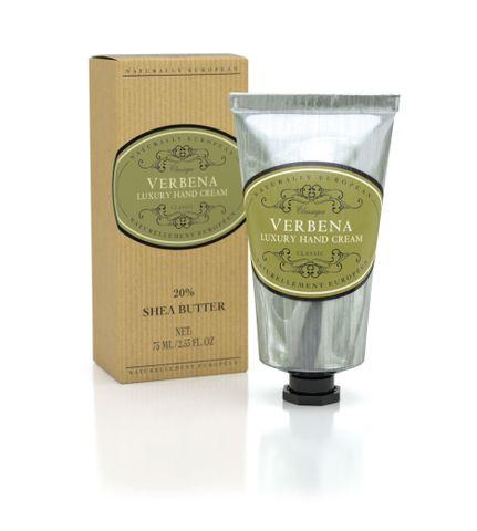 Naturally European Hand Cream Verbena 75ml