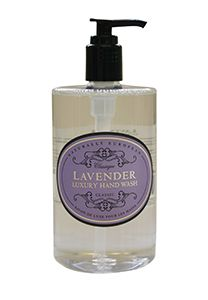 Nat Euro Hand Wash Lavender 500ml