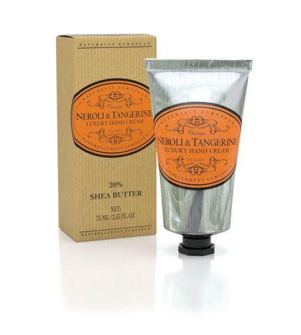 Naturally European Hand Cream Neroli & Tangerine 75ml
