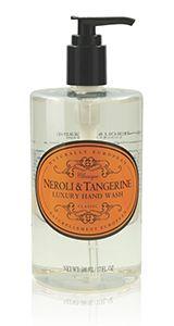 Naturally European Hand Wash Neroli & Tangerine 500ml