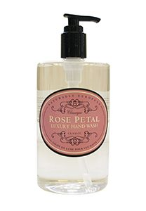 Naturally European Hand Wash Rose Petal   500ml