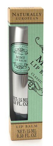 Naturally European Lip Balm 15ml Mint