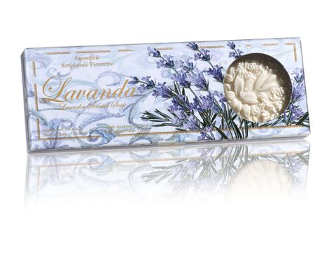 SAF Lavender Soap Set 3 x 125g