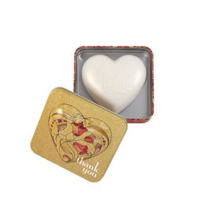 Heart Soap In Tin 150g Thank You