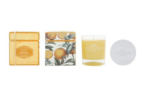 *Castelbel Candle Orange
