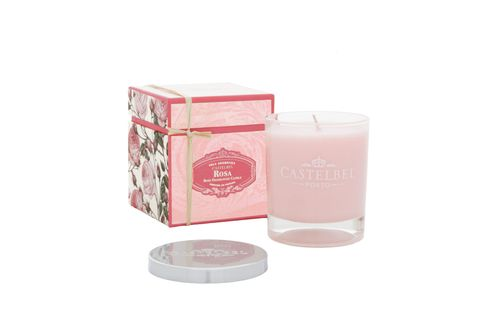 *Castelbel Candle Rose