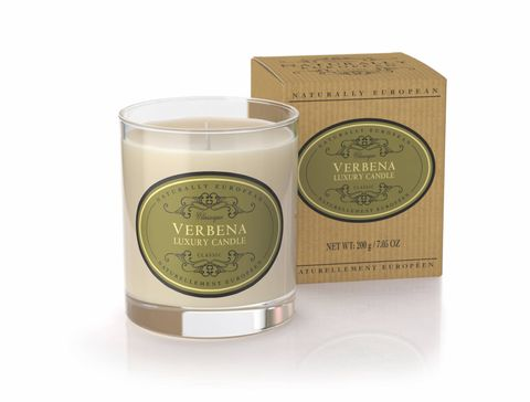 Naturally European Candle Verbena 200g