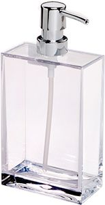 Creative Home Dispenser Cube Lge Clear