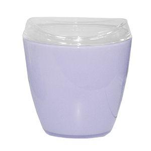 Creative Home Waste Bin Oval Purple