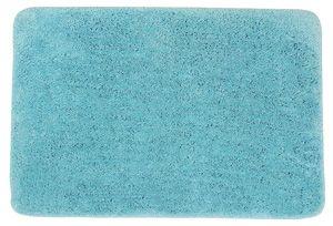 Microfibre Bath Mat Aqua