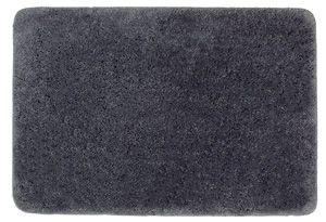 Microfibre Rug Charcoal