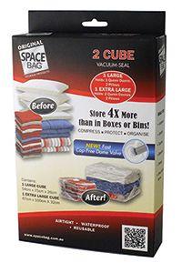 Space Bag Cube 2pk