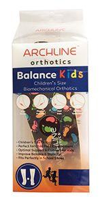 Archline Orthotics Insoles Kids 35