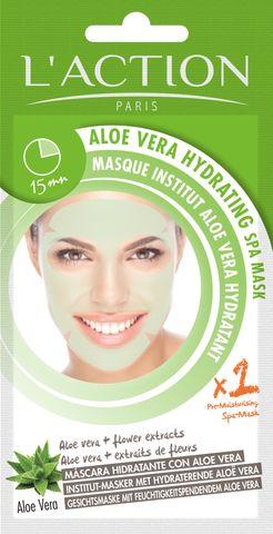 L'Action Aloe Vera Hydrating Spa Mask