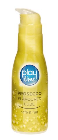Play Time Prosecco Flavoured Lube 75ml