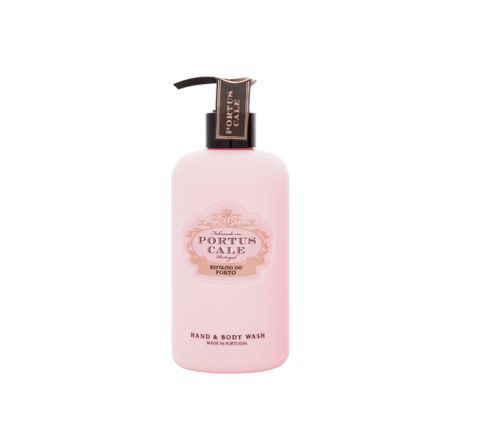 Portus Cale Rose Blush Hand & Body Wash Boxed
