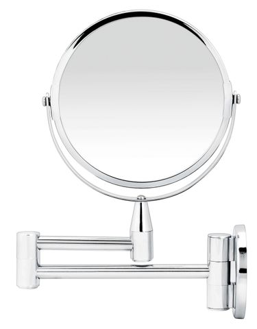 *Bodysense Extendable Wall Mirror 3X Magnification
