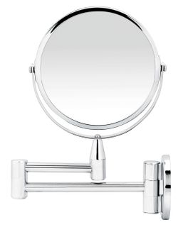 BodySense Extendable Wall Mirror 3 x Magnification