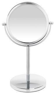 BodySense Tall Pedestal Chrome Mirror 10x Magnification