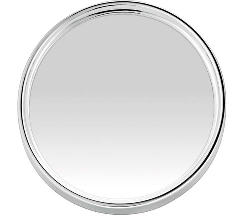 Bodysense Round Chrome Mirror and Stand