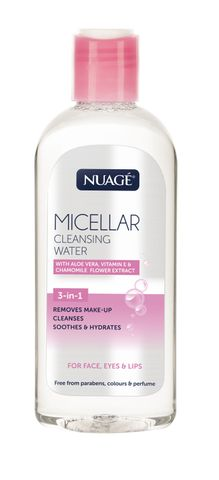 Nuage Micellar Cleansing Water 200ml