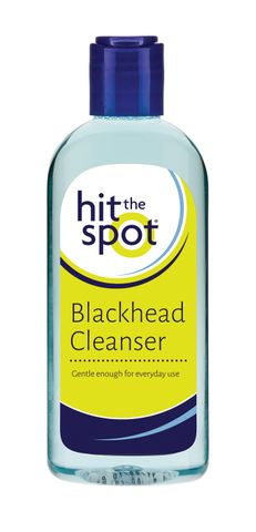 Hit the Spot Blackhead Cleanser 200ml Bottle