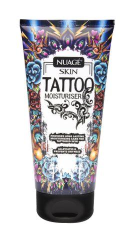Nuage Skin Tattoo Moisturiser 150ml Tube