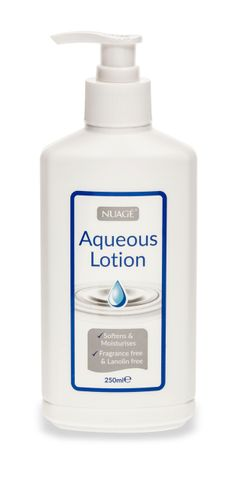 Nuage Aqueous Lotion 250ml Pump Bottle