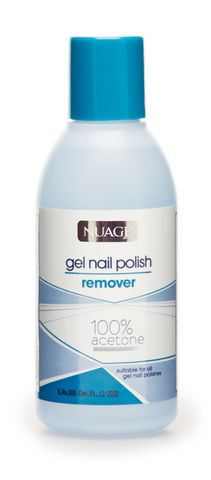 Nuage Gel Nail Polish Remover - 100% Acetone 150ml