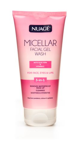 Nuage Micellar Facial Gel Wash 150ml Tube