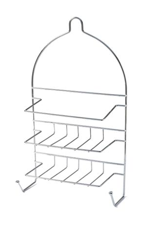 Shower Caddy Chrome Small