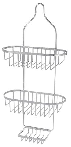 Shower Caddy Chrome Medium