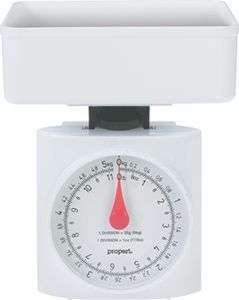 Propert Weigh N Add Mech Kitchen Scale 5kg