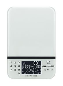 *Bodysense Diet Nutrition Scale White 10kg