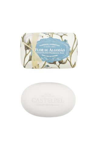 Castelbel Soap Cotton Flowers 150g