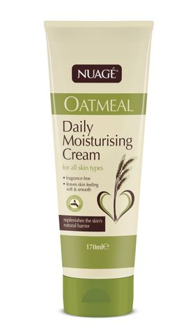 Nuage Oatmeal Daily Moisturing Cream 170ml