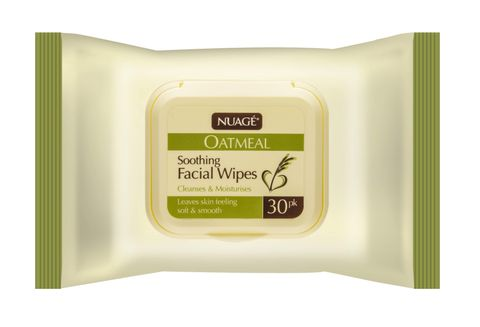 Nuage Oatmeal Wipes 30 Wipes