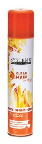 Systeme Tropical Dry Shampoo