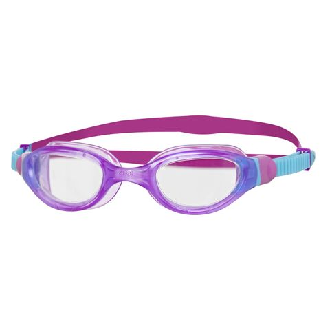 Phantom Purple / Blue / Clear Jr Goggle
