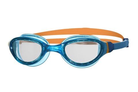 Phantom Blue / Orange / Clear Jr Goggle