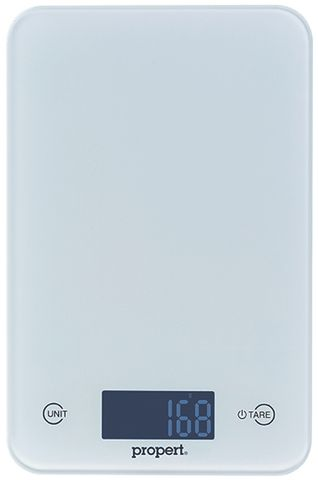 Bodysense Kitchen Scale White 5kg