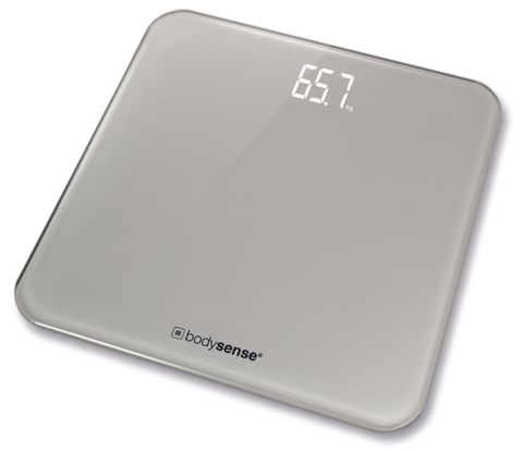 Bodysense Bath Scale Grey 180kg