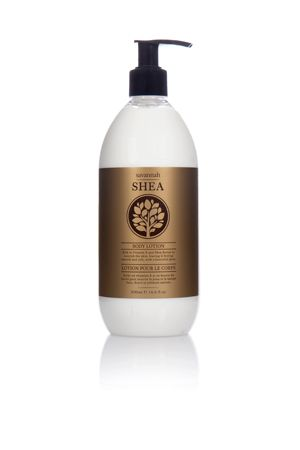 African Skincare Shea 500ml Body Lotion